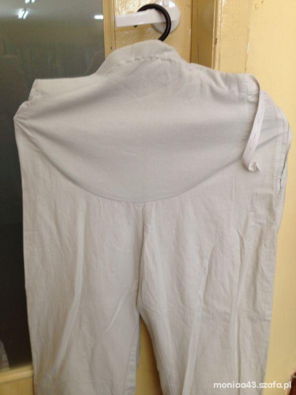 spodnie rybaczki ciążowe L 40