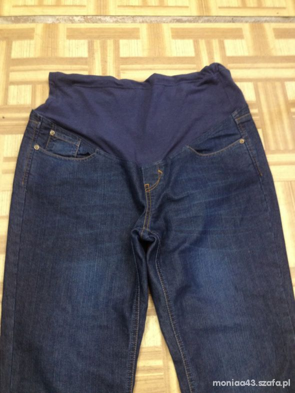 Spodnie ciążowe XL 14