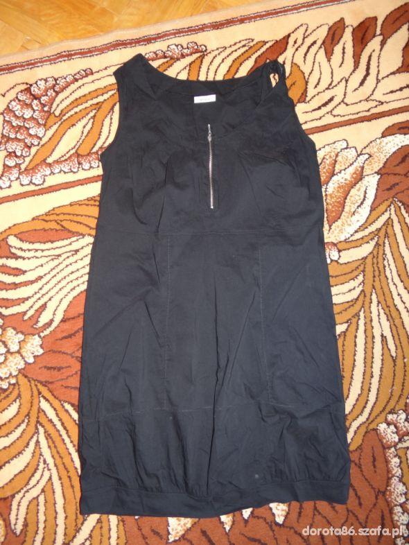 czarna sukienka rozmiar 42 44