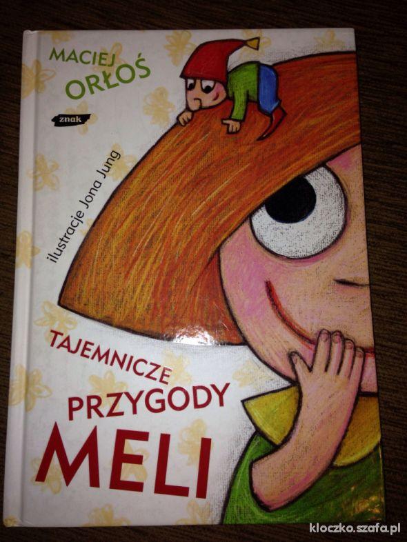 Jak nowa Książka Tajemnicze przygody Meli