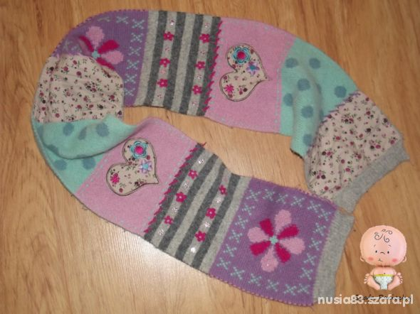 ANGELS ACCESSORIZE SZALIK PATCHWORK
