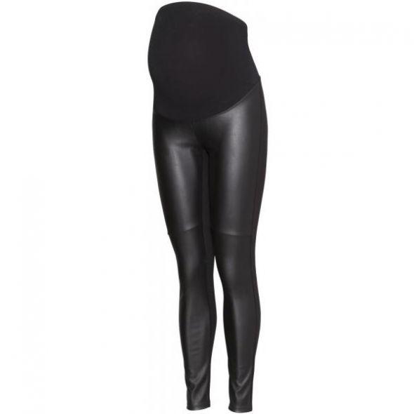 ciążowe H&M MAMA XS spodnie legginsy tregginsy