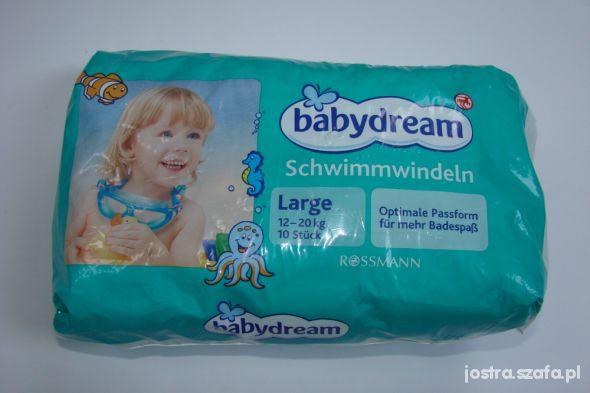 Babydream pieluszki do pływania large 12do20 kg