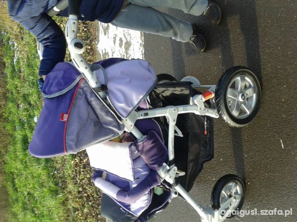 wózek espiro 2w1
