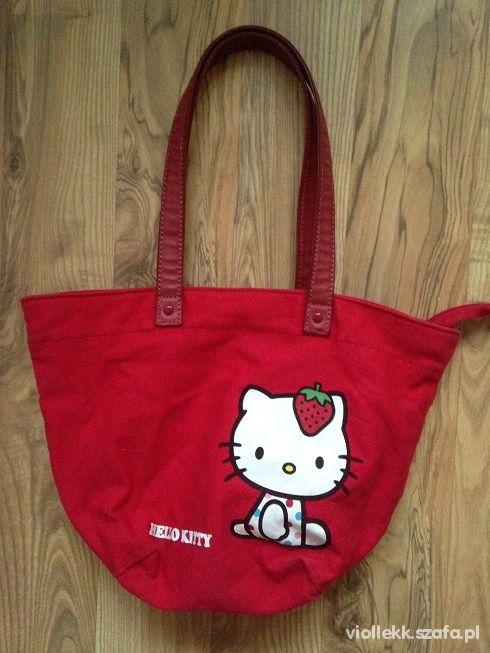 Zara Hello Kitty torebka