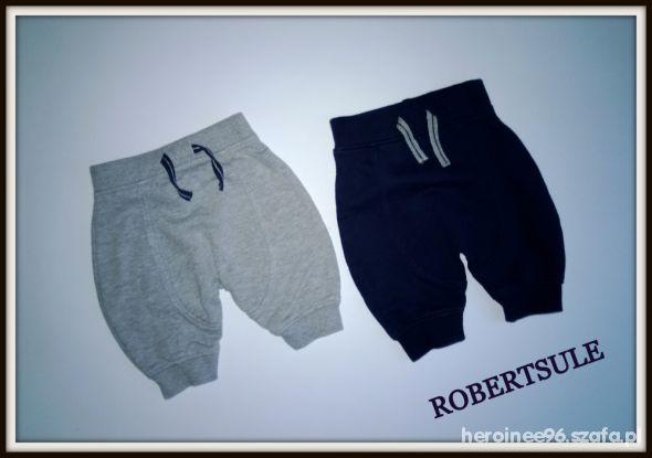 Spodenki dresowe spodnie