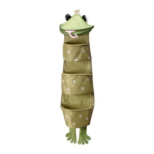 Ikea żaba Wisząca Półka Organizer Dla Dziecka W Dodatki I