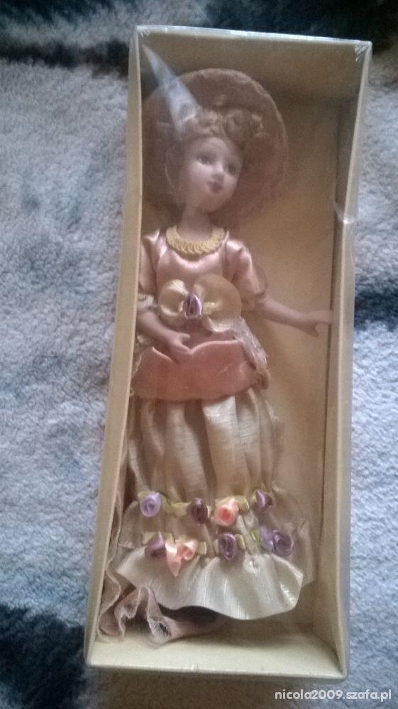 Nowa lalka 20cm