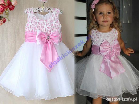 17a470757d sukienka na wesele w Dziecięce - Szafa.pl