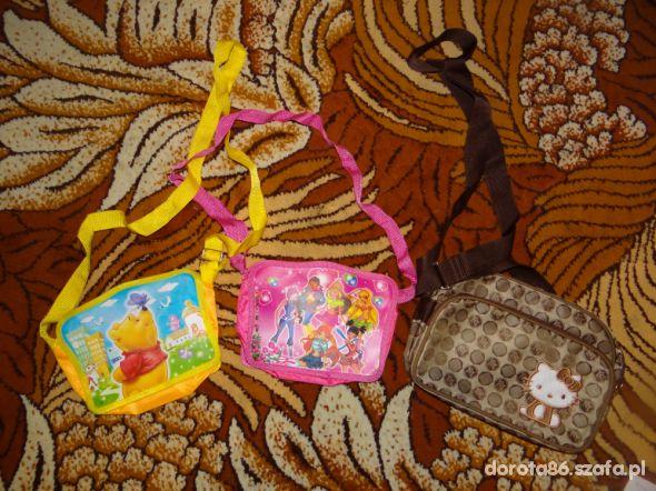 torebki dla panieneczki