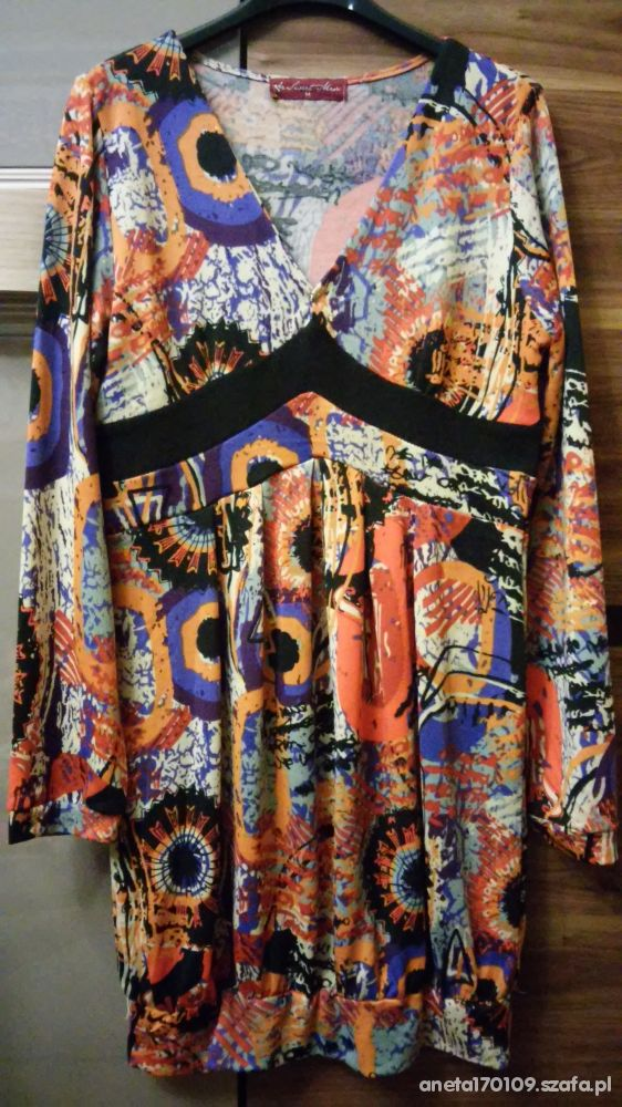 sukienka tunika ciążowa M L XL