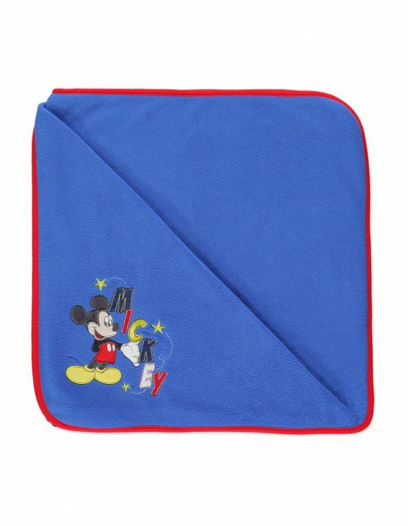 Nowy kocyk dwustronny Disney Mickey Mouse