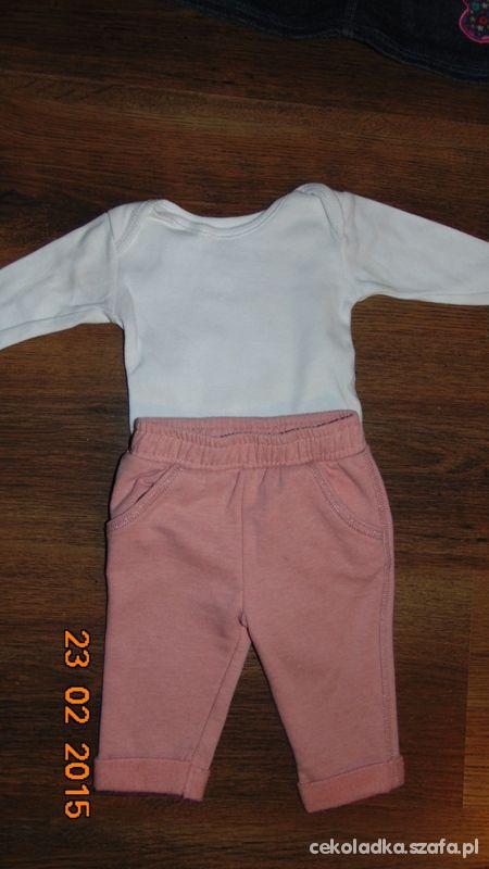 spodnie dresowe f&F 62 jak nowe