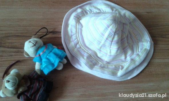 kapelusik bawełniany