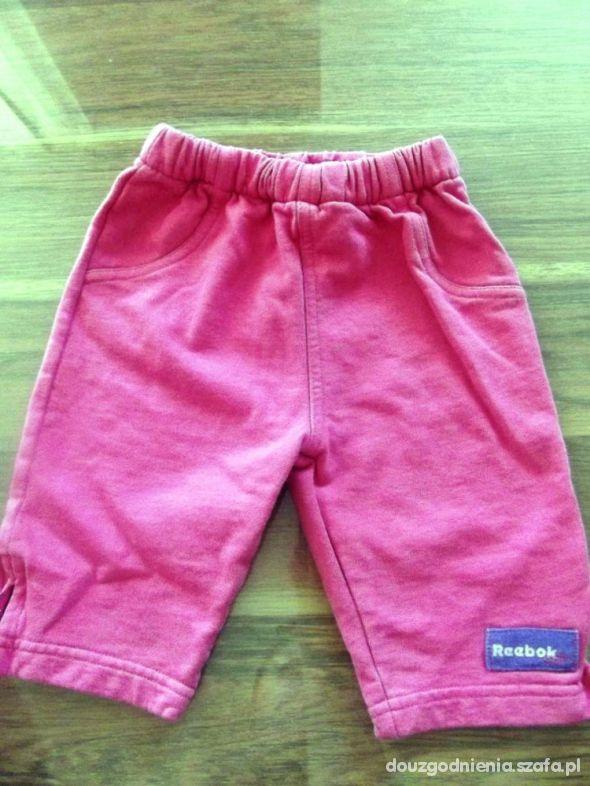 spodnie reebok super stan 100 bawełna