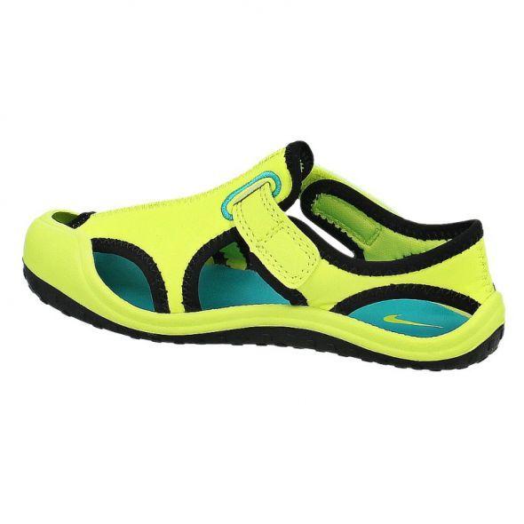 Sandałki Nike sunray 26 i 23 dla chłopców