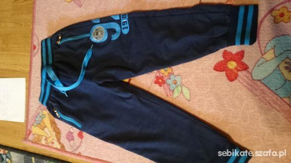 Spodnie dresowe jak nowe 110 disney