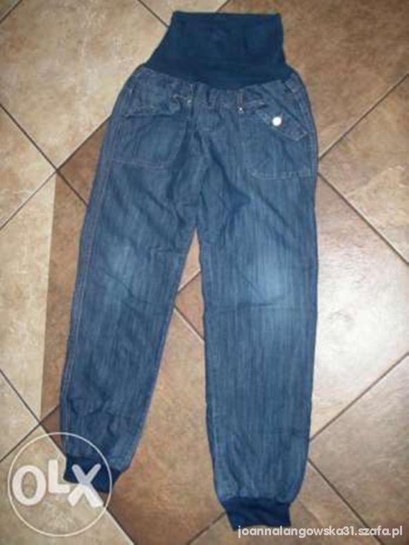 Spodnie ciążowe rozmiar 10