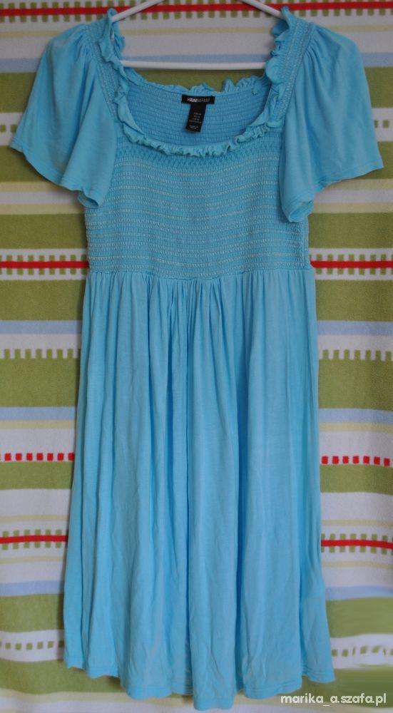 Nowa bluzka tunika ciążowa HM rozmiar 38 M