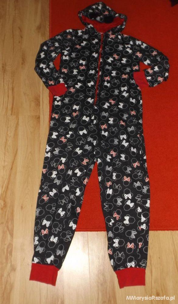 Piżama dresonesie Minnie Mouse 152do158cm 12lat