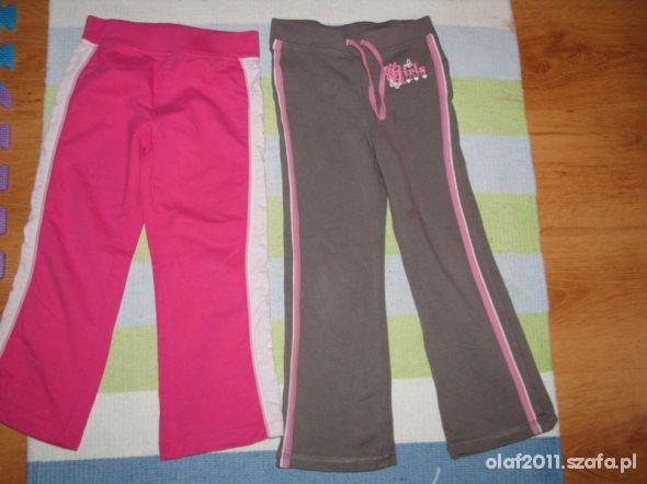 Zestaw spodni dresowych dla Mimija