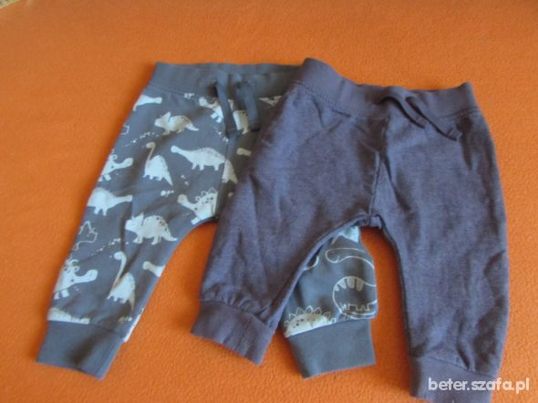 2 pary spodnie next