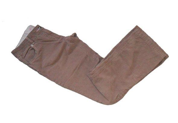 Beżowe Cherokee spodnie 146 152