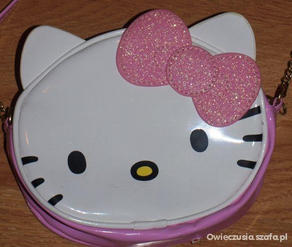 Śliczna torebusia H&M Hello Kitty
