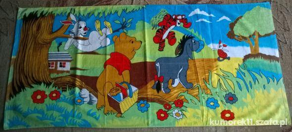 KUBUŚ PUCHATEK ręcznik 145x70 cm NOWY