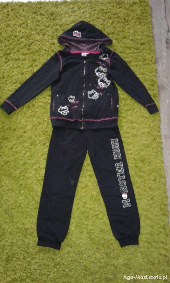 Dres Monster High rozmiar 146