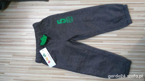 Nowe spodnie 5 10 15