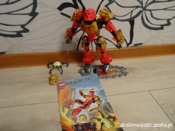 Lego Bionicle 70787 Władca ognia