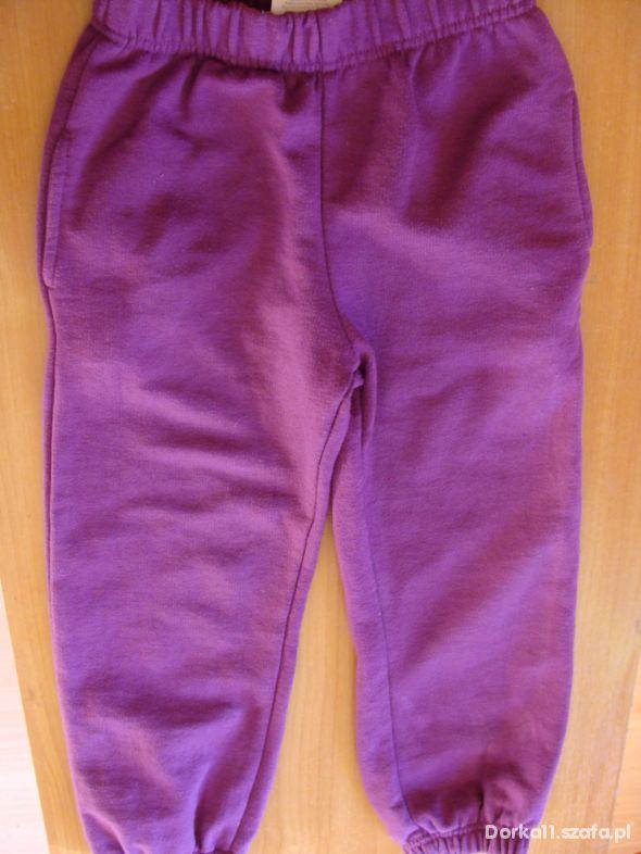 Spodnie dresowe 110