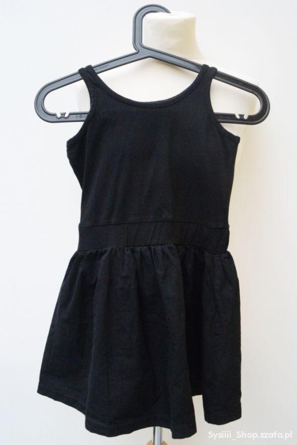 7a240c4e1561 Sukienka Czarna Rozkloszowana 128 cm KappAhl 7 8 l w Sukienki i .