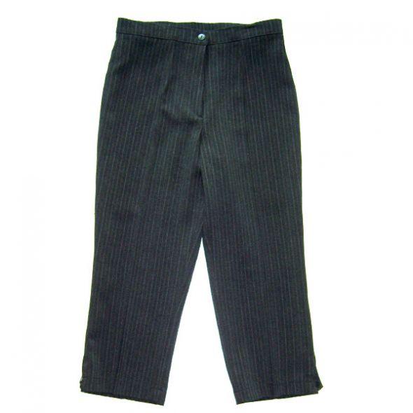 421f671e5f0f57 Nowe damskie spodnie za kolano na zimę rozmiar 40 w Pozostałe - Szafa.pl
