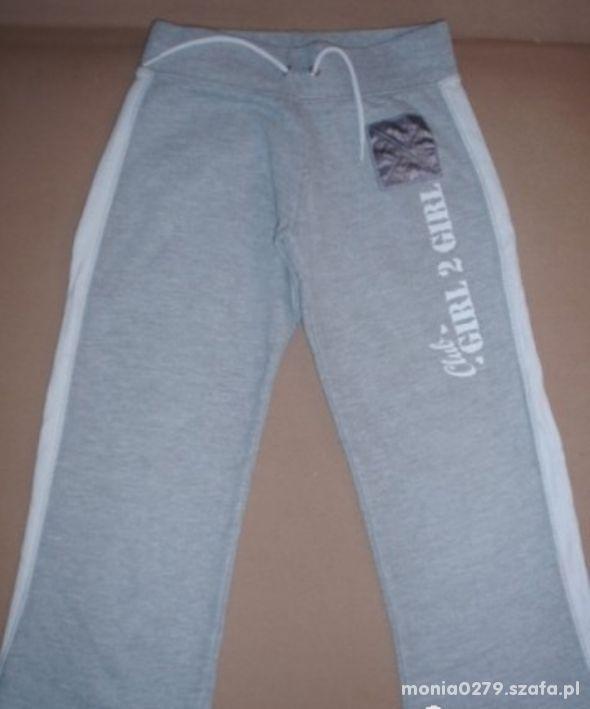Spodnie Girl2girl 110 116