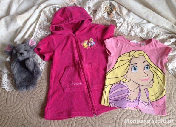Disney Rapunzel i Księżniczki 2 4 lata