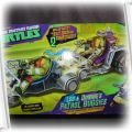 Turtles żółwie NINJA Patrol Buggies Leo and Donnie
