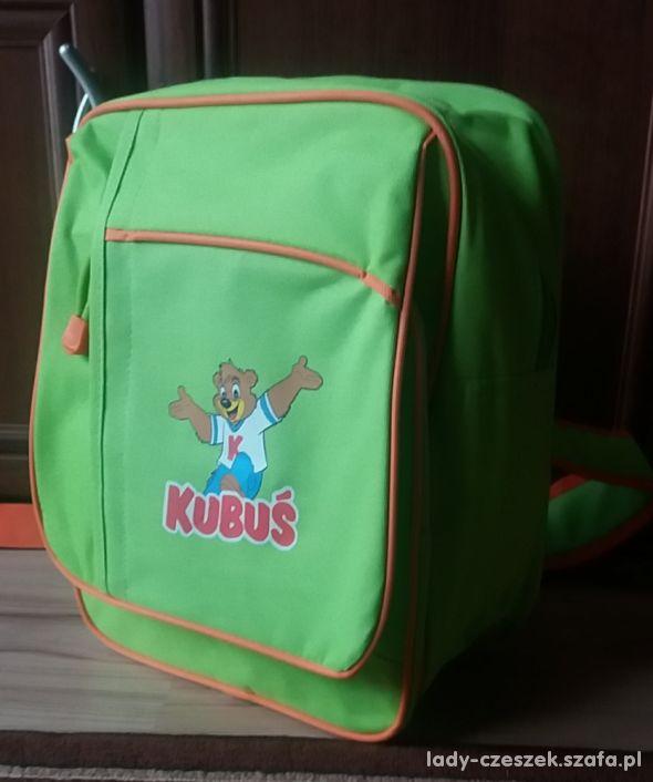 NOWY wycieczkowy plecak dziecięcy na jedno ramię