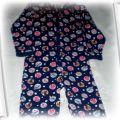 H&M pajac piżamka animals 110 116