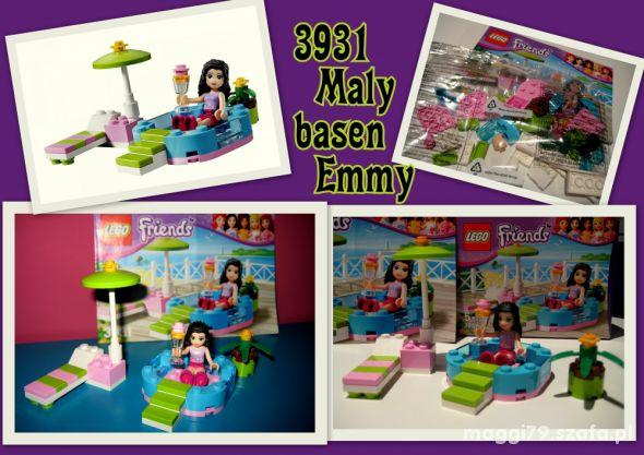KLOCKI LEGO FRIENDS 3931 Mały basen Emmy