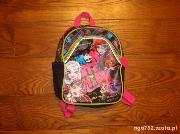 Mały plecak wycieczkowy Monster High