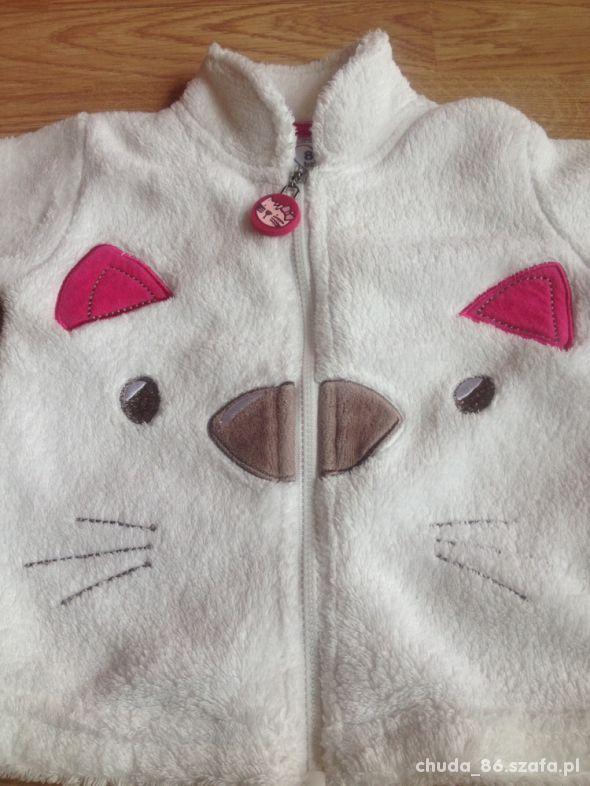 Polarowa bluza 80 kotek