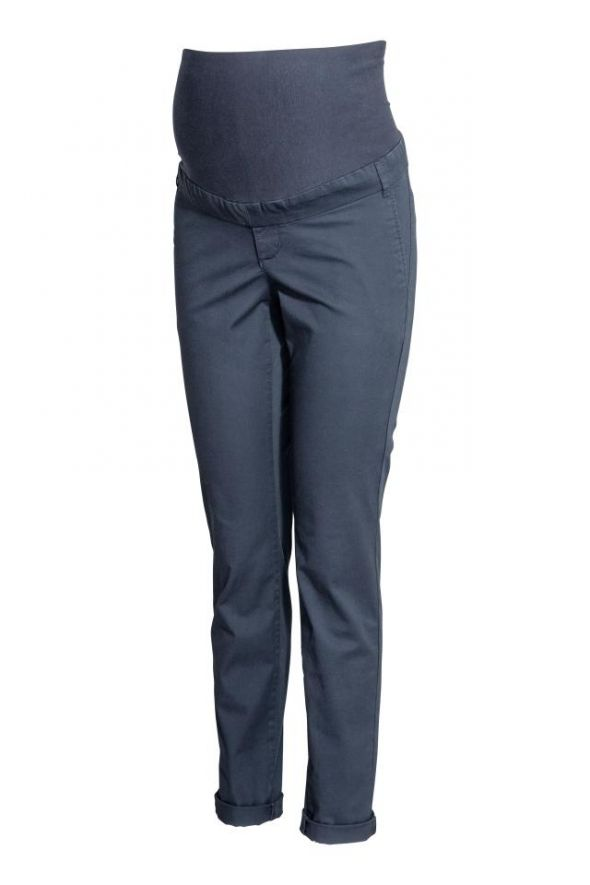 Spodnie chinos hm 42 nowe