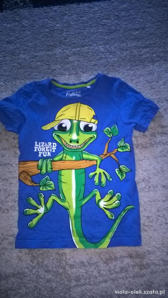 śliczna koszulka dla chłopca stan idealny 122