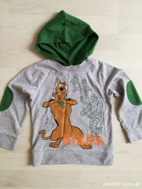 bluzka Scooby Doo 92 98
