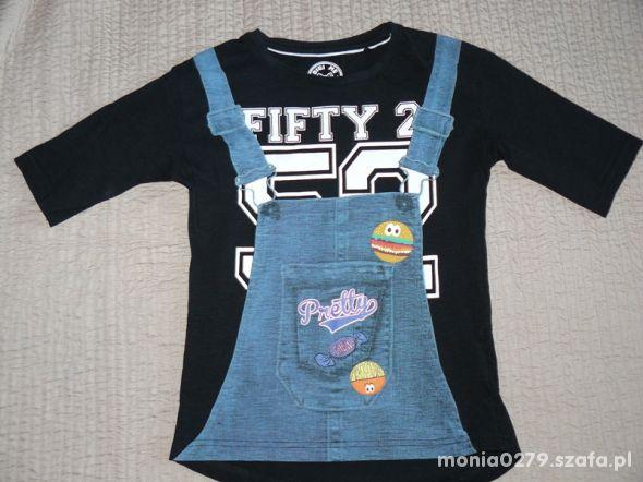 Bluzeczka jak nowa CA 122 128