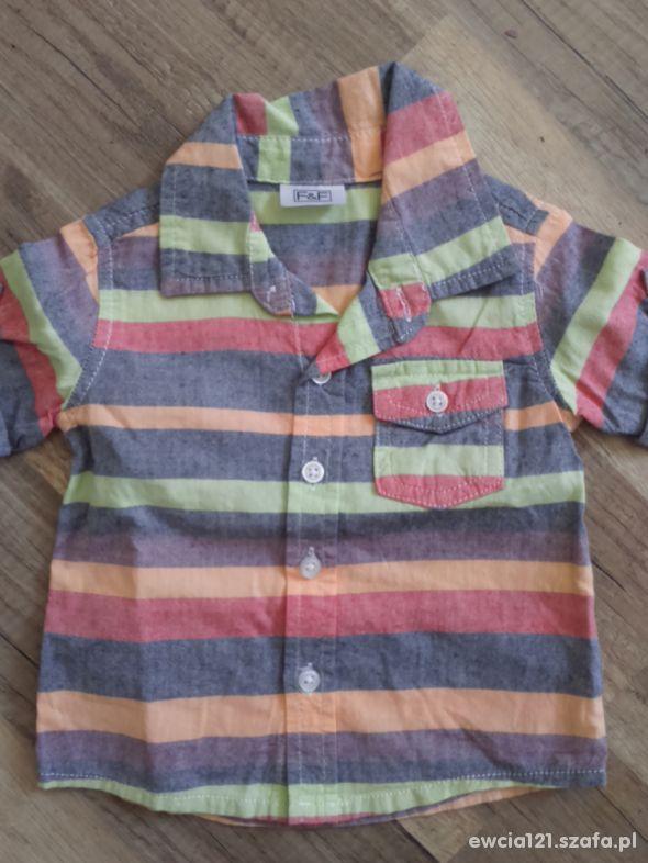 firmowa koszula dla maluszka