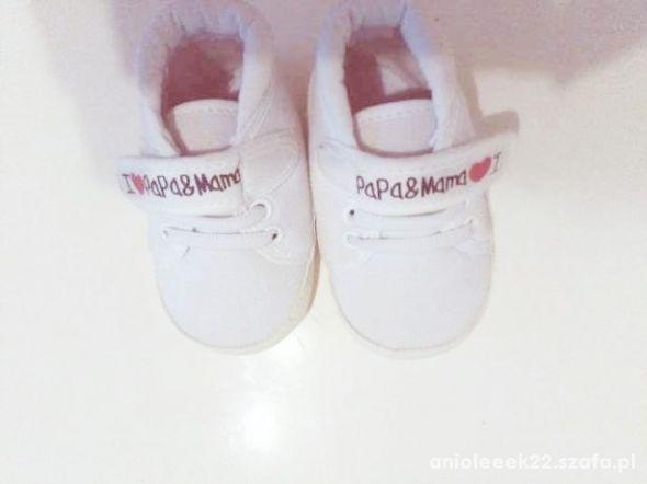 Buty niechodki długość 115 cm