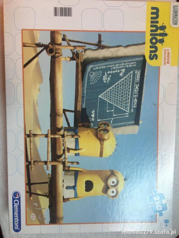 Puzzle Minions 250 elementów